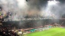 Milan derby tifo ultras / Inter-AC Milan / 31-01-2016