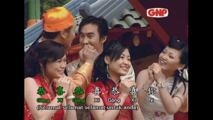 恭喜恭喜 Gong Xi Gong Xi - Koko Cici Jakarta