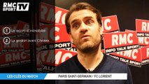Les clés du match PSG Lorient avec Jérôme Rothen