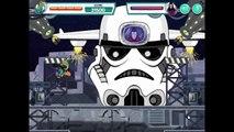 Phineas and Ferb Star Wars Agent P Rebel Spy Cartoon Animation Disney Movie Game Play Walkthrough
