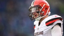 Browns address Johnny Manziel issue in statement