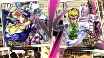 Jojos Bizarre Adventure All Star Battle Josuke V.S Kira