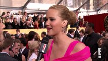 Jennifer Lawrence's Red Carpet Story Live from the Red Carpet FULL HD