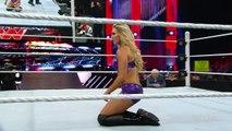 WWE Monday Night RAW, Brie Bella vs. Charlotte , February 1, 2016