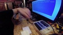 prezent od widza i pierwsze ogranie Commodore C64