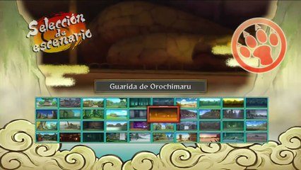 Naruto Shippuden Ultimate Ninja Storm Revolution : DLC Mifune VS Hanzo Y Transmigración #23
