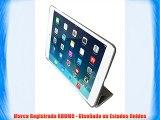 KHOMO Funda iPad Mini 4 - Carcasa Plateada Ultra Delgada y Lig?ra con Soporte y Smart Cover