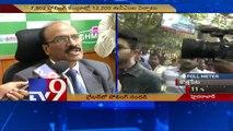 HMDA commissioner Janardhan Reddy transferred | ABN Telugu