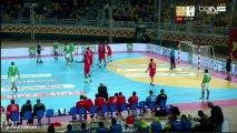 Match Handball CAN 2016 Tunisie vs Algérie - Deuxième mi-temps 29-01-2016