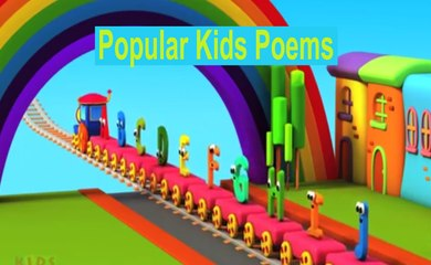 English Alphabet Song for Kids! Top Nursery Rhymes & Poems