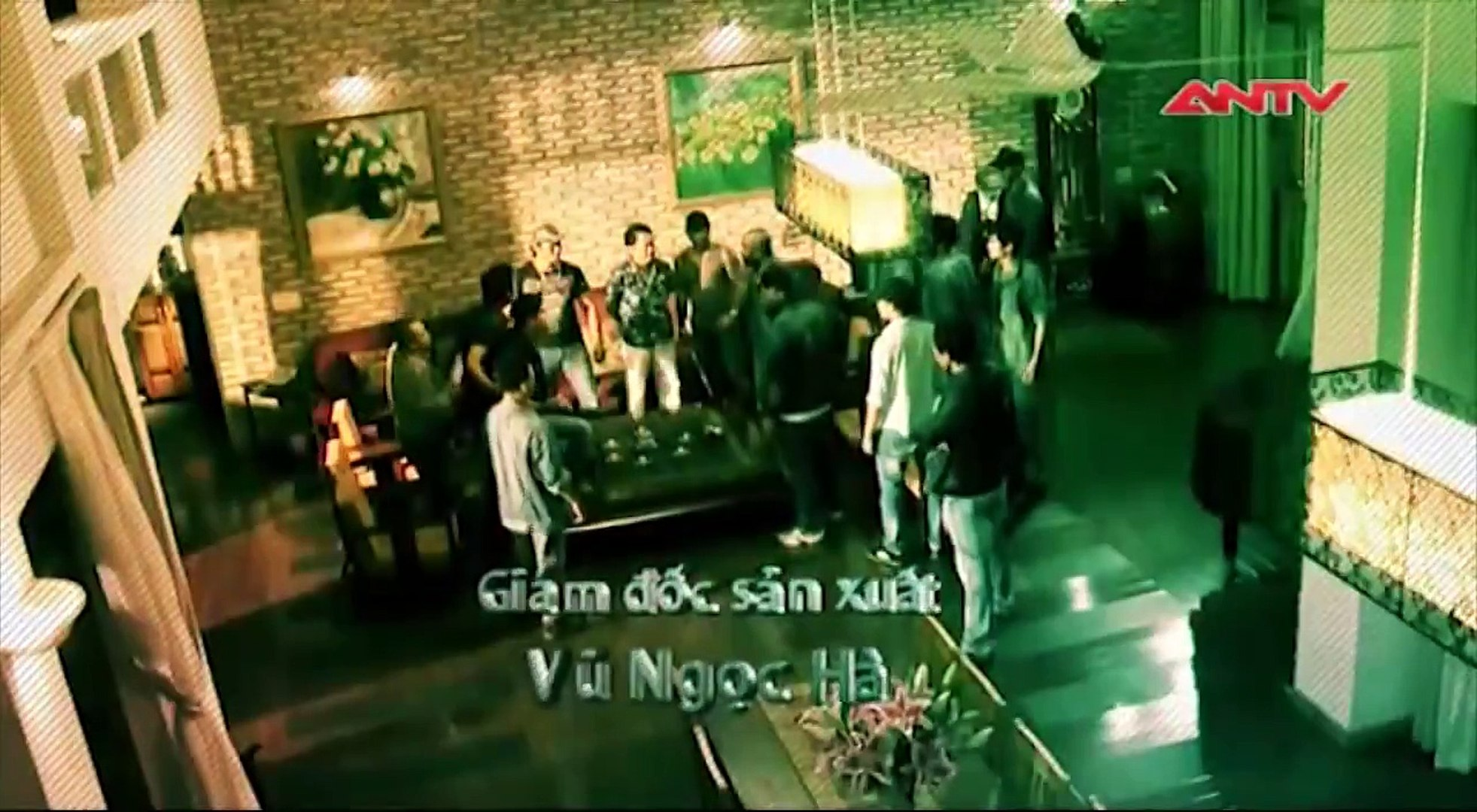CON GÁI ÔNG TRÙM TẬP 16 - Phim BOM TẤN độc quyền trên ANTV