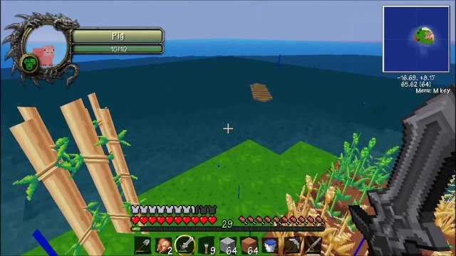 Survival island Minecraft Episode 34 Expanding The Island