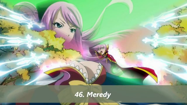Top 50 Strongest Fairy Tail Characters Ver.1 2014 (OUT OF DATE)