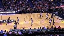 NBA RECAP Anthony Davis Amazing Putback Dunk   Grizzlies vs Pelicans   February 1, 2016   HIGHLIGHTS