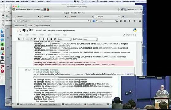 Donald Miner Hadoop With Python Clip35-10