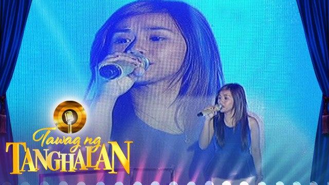 Tawag ng Tanghalan: Ethiel Baradi is the newest Tawag ng Tanghalan champion!