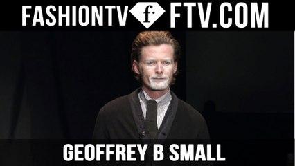 Geoffrey B Small F/W 16-17 Trends | Paris Fashion Week : Men F/W 16-17 | FTV.com