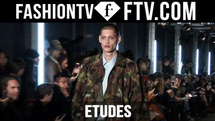 Etudes F/W 16-17 Trends | Paris Fashion Week : Men F/W 16-17 | FTV.com