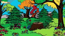 Cucù cucù grida dal bosco Kuckuck, kuckuck rufts aus dem Wald Ital. Ted. Yleekids Italiano