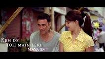 Sapna Jahan - Lyric Video   Brothers   Akshay Kumar   Jacqueline Fernandez