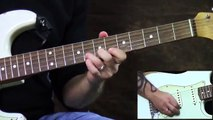 Steve Stine 96 Blues Licks Hybrid Picking For Blues Rock Solos