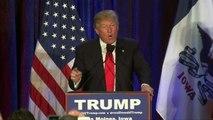 Iowa: Trump swept away by Cruz while Clinton, Sanders tie