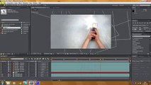 3d Muzzle Flash Tutorial - Adobe After Effects (advanced) Clip1-1