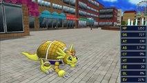 Digimon Profile: Armadillomon [Shakkoumon] Stats and Skills | Digimon Masters Online
