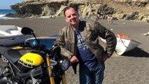 Essai de la nouvelle Yamaha XSR900 par Moto Journal