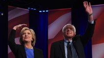 How Clinton and Sanders tied in the Iowa caucuses, in 60 seconds