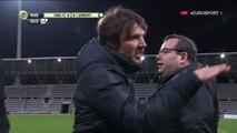 Paris FC - Clermont: Le dérapage de Jean-Luc Vasseur