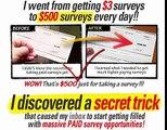 Take surveys for cash Reviews || Free surveys for cash legit