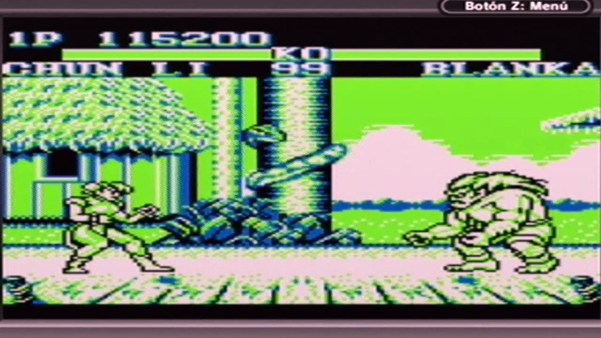 Game Boy Street Fighter Ii Chun Li