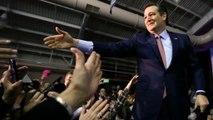 How Ted Cruz won the Iowa caucuses, in 60 seconds
