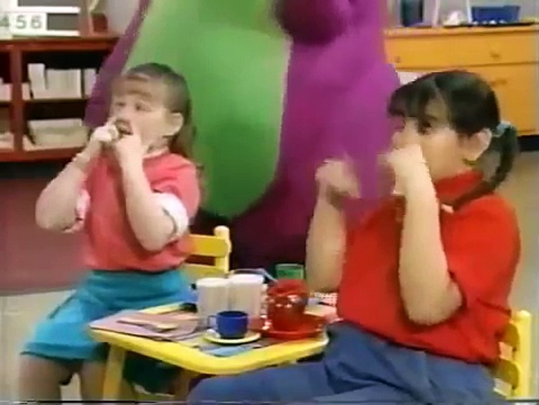 19 Barney & Friends 1 2 3 4 5 Senses! Season 1, Episode 19