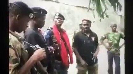 Voici une vidéo dans laquelle on entend bien les rebelles de Ouatarra qui expliquent face à la caméra