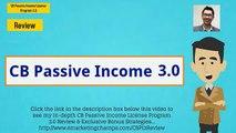 CB Passive Income License Program 3.0 | CB Passive Income License Program 3.0 Review