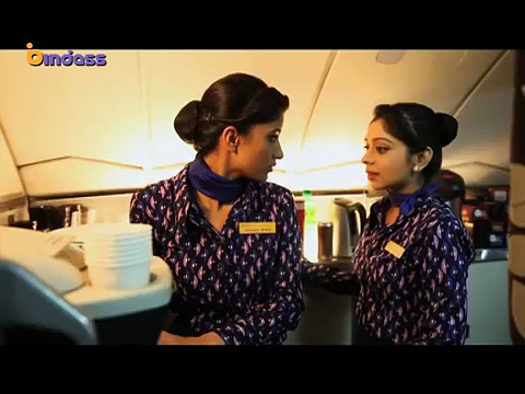 Air Hostess Harassment