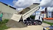 How NOT to Unload - BEST Unloading FAILS  -