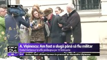 """A. Vişinescu, în lacrimi la instanţă - """"Vă rog să mă lăsaţi să mor. Am fost o slugă până să fiu militar"""""""