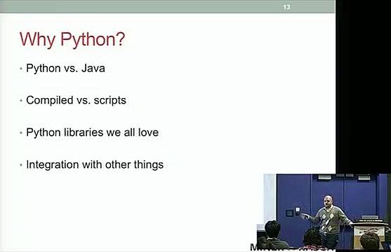 Donald Miner Hadoop With Python Clip17-7