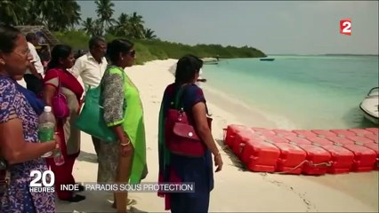 Paradis sous protection : Inde
