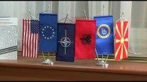 Ahmeti për marrëveshjen: Nuk bisedohet për çështjen shqiptare