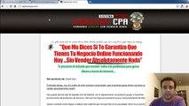 Ingresos CPA | Testimonio de cómo hacer dinero con redes CPA