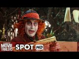Alan Rickman Narrates New Alice Through the Looking Glass TV Spot 'Hurry Up' [HD]