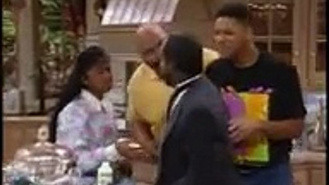 The Fresh Prince of Bel-Air Bloopers Part 2