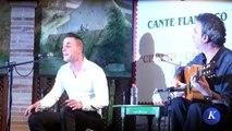 Flamenco フラメンコ: Enrique Angel García , por alegria - #Carmona XXX Concurso N. Cante #Flamenco