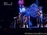 Michael Jackson -( Billie Jean in Victory Tour 1984)