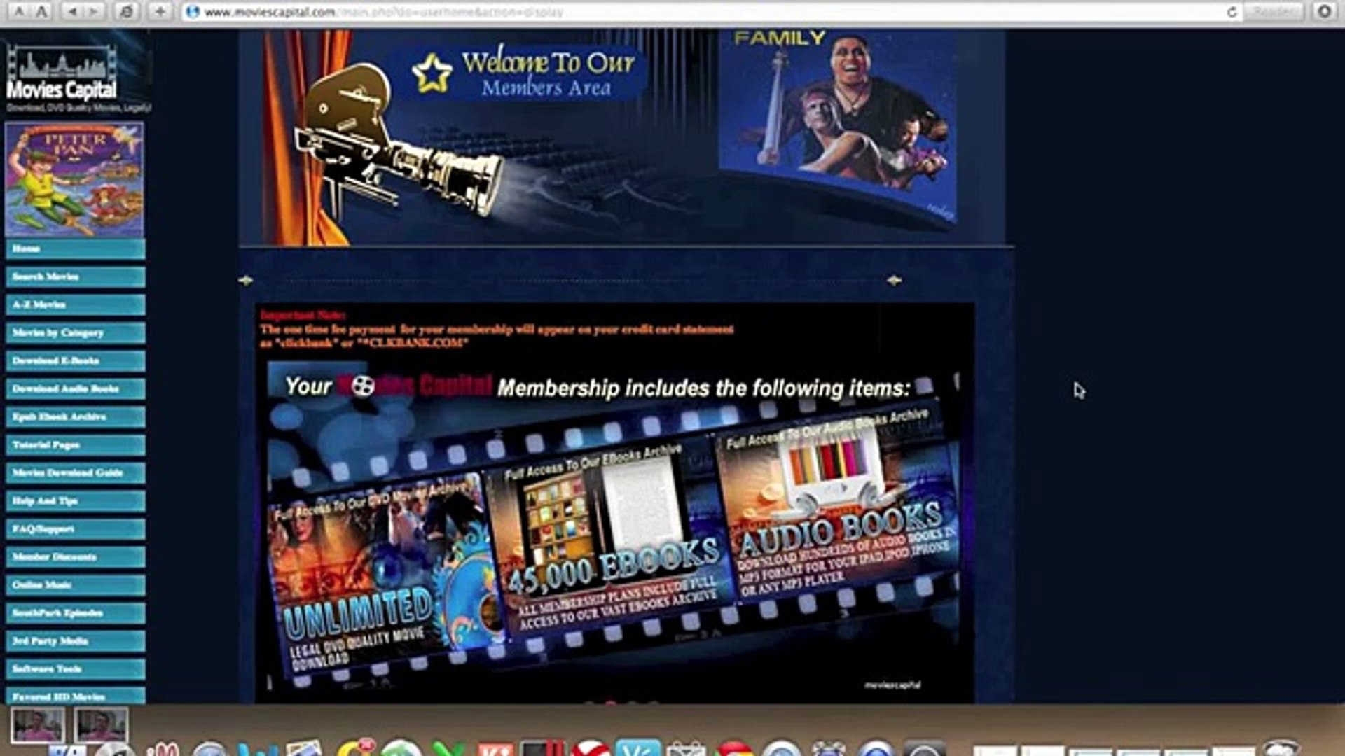 Movies Capital Website Review: How to download and watch movies offline then