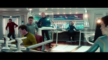 Star Trek Into Darkness Movie Clip: What Would Spock Do?